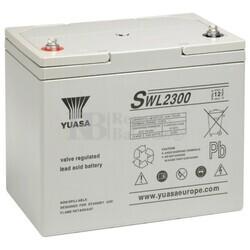 Batería 12 Voltios 80 Amperios Yuasa SWL2300E