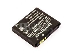 Bateria KC550, KF700, KP500, para telefonos LG, Li-ion, 3,7V, 900mAh, 3,3Wh