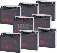 Baterías para SAI Pack 8 Unidades GP12170