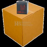 Baterías para SAI APC SURT5000XLT-1TF3 - APC RBC44