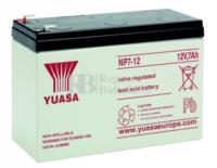 Batería para Autómata Sola SDU 500