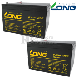 Baterías Para Merits Pioneer 5 DLX S541 12V 14AH