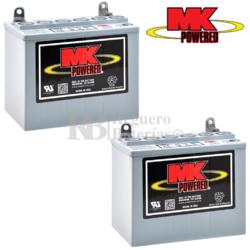 Baterías Scooter MK 8GU1H 12 Voltios 31,6 Amperios