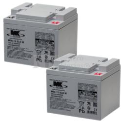 Baterías Silla de Ruedas MK M50-12SLD M 12V 50A