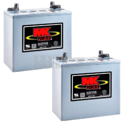 Baterías Silla Movilidad MK M22NFSLD G 12V 50A