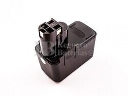 Batería para Bosch 3300K 12 Voltios 3.000 mAh Ni-Mh