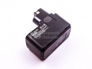 Bater�a para m�quinas Bosch, Wurth, Flex y Skil, 9,6 Voltios 2 Amperios Ni-Cd