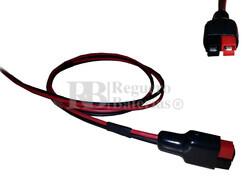 Cable de 1 Metro con conector Anderson para Carritos de Golf