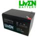 Caja 4 baterías 12 Voltios 12 Amperios