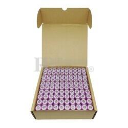 100 Baterías Samsung 18650 35E 3.500 mAh 3.7V