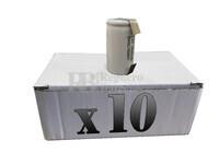 Caja de 10 Baterías Recargables SubC 1.2 Voltios 1.500 mah C/ lengüetas