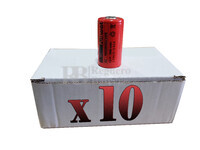 Caja de 10 Baterías Recargables Sub-c 1.2 Voltios 3.800 mah sin lengüetas