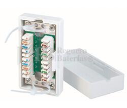 Caja de conexión UTP