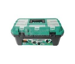 Caja de herramientas para almacenaje y transporte 350 x 200 x 165 mm
