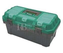 Caja de herramientas para almacenaje y transporte 470 x 230 x 220 mm