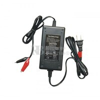 Cargador Automático para Baterías de Plomo 12 Voltios 2 Amperios