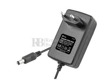 Cargador baterías para 6 y 12 Voltios 0.500 Amperios