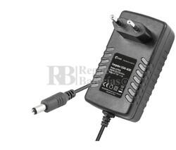 Cargador baterías para 6 y 12 Voltios 1.5 Amperios
