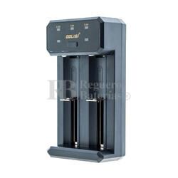 Cargador batería Litio L2 Golisi