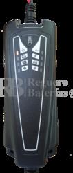 Cargador baterías 6 y 12 Voltios hasta 120 Amperios AGM,GEL LI-ION,LIFEPO4