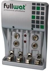 Cargador baterías AA,AAA y 9V Ni-Cd/Ni-MH FUC-005