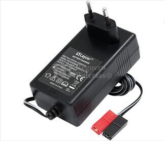 Cargador Baterías de Plomo 24 Voltios 0,8 Amperios