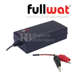 Cargador baterías plomo ácido 24 Voltios 3 Amperios