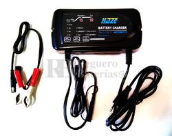 Cargador de 24 Voltios 4 Amperios para Baterías de Plomo y Gel