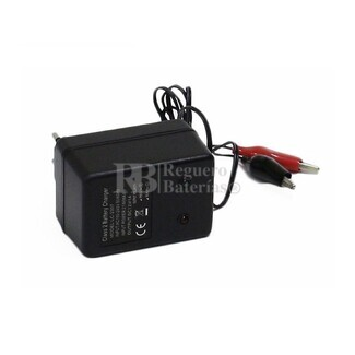 Cargador de baterías para 12 Voltios 1 Amperio Automático