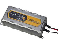 Cargador de Baterías 12 Voltios 7 Amperios para Plomo Ácido, AGM y GEL