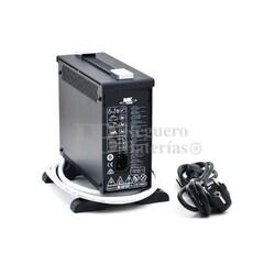 Cargador de Baterias 24 Voltios 2 Amperios MK Powered LS24/2 Tension Constante valido para AGM y GEL