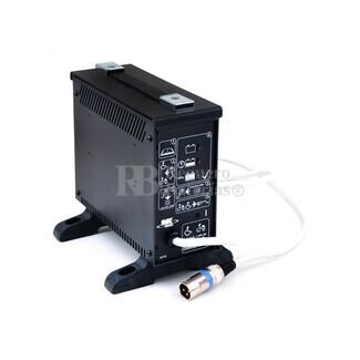 Cargador de Baterias 24 Voltios 8 Amperios MK Powered LS24-8 Tension Constante valido para AGM y GEL