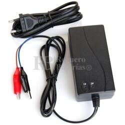 Cargador de Baterías de Plomo, (AGM) RITAR 12 Voltios, 2 amperios