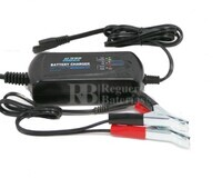 Cargador de Baterías de Plomo GEL y Ácido AGM para baterías de 4 a 40 Amperios