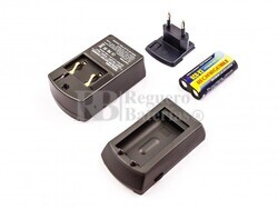 Cargador de viaje m�s bateria CR-V3