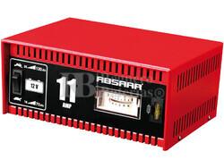 Cargador Estándar de Baterías ABSAAR 12 Voltios 11 Amperios para AGM y Plomo Acido