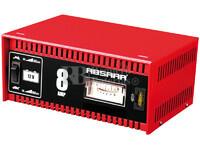 Cargador Estándar de Baterías ABSAAR 12 Voltios 8 Amperios para AGM y Plomo Ácido