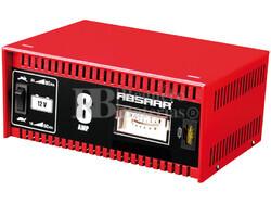 Cargador Estandar de Baterías ABSAAR 12 Voltios 8 Amperios para AGM y Plomo Acido
