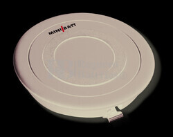 Cargador inalámbrico MiniBatt Fi60 con tecnología inductiva