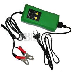 Cargador mantenedor baterías 6 y 12 Voltios