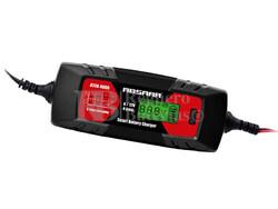 Cargador Baterías para 6 y 12 Voltios 4 Amperios para Gel, Agm y Plomo Ácido