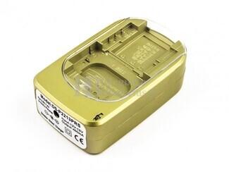 Cargador multiple para baterías de cámaras y videocamaras PENTAX, RICOH, SAMSUNG