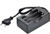 Cargador para bateria de litio CR18650