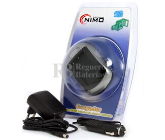 Cargador para bateria JVC BN-V107U - JVC BN-V114