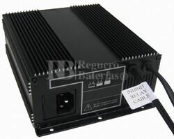 Cargador Alta Frecuencia 24 Voltios 10 Amperios para AGM