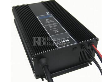 Cargador Alta Frecuencia 24 Voltios 20 Amperios para AGM