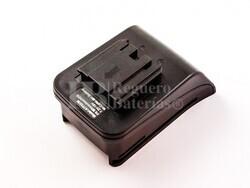 Cargador para Baterías AEG B1 8, BXL 18, MX 18