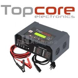 Cargador para baterías AGM, Gel y LiFePO4 12V 5-10-20-50A y 24V 5-10-20-50A