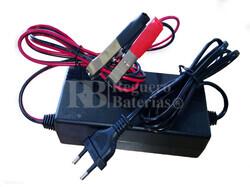 Cargador para baterias de plomo RITAR 36V 2 Amperios SLA, AGM