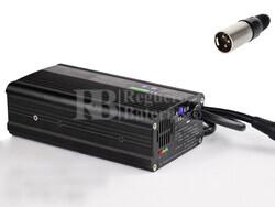 Cargador para baterías de Sillas de Ruedas Eléctricas 24 Voltios 6 Amperios